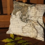 Map Themed Pads - Set of Six
