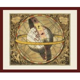 Antique Celestial Map