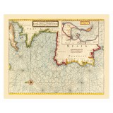 Old Sea Map