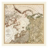 Ancient Map of the Arctic